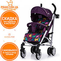 Прогулочная коляска Carrello Allegro Len CRL-10101 Kitty Purple Фиолетовый