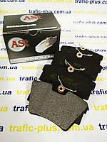 Тормозные колодки (задние) Renault Trafic / Opel Vivaro 01-> AUTO STANDART (Украина) - AST980