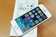 Смартфон Iphone 5S Neverlock 16gb Silver + чехол и стекло, фото 1