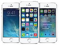 Смартфон Iphone 5S Neverlock 16gb Silver + чехол и стекло, фото 2