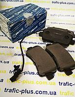 Тормозные колодки задние на Renault Master / Opel Movano 10-> MEYLE (Германия) - 025 251 1218/W