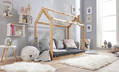 Детская кровать-домик hb-01 TM Mobler