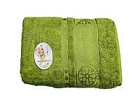 Банное полотенце Gestepe micro deluxe 70-140 см , фото 1