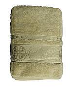 Банний рушник Gestepe micro deluxe 70-140 см, фото 1