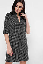 Женское короткое платье из твида (Rosemary fup), фото 3