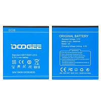 Батарея (АКБ, аккумулятор) для Doogee X5 / Doogee X5S / Doogee X5 (2400 mAh), оригинал