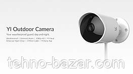 Видеокамера Xiaomi Yi Smart Outdoor Camera 1080p
