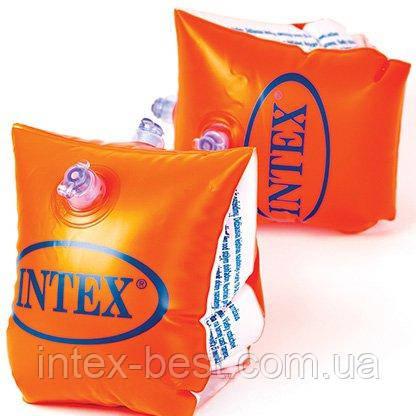 INTEX 58642 (23Х15 СМ.) НАРУКАВНИКИ DELUXE ARM BANDS, фото 2