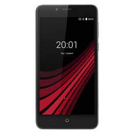 Смартфон ERGO B501 Maximum 8 Gb Dual Sim  MediaTek MT6580A + Mali-400MP2  4000 мАч
