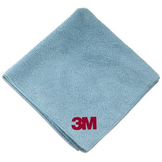 Полірувальна серветка з мікрофібри синя 3М Perfect-It-III Ultra Soft (50486)