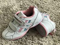 Кожаные кроссовки Bona для девочек размер 33