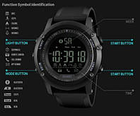 Умные часы Smart Watch SKMEI 1321 Black, фото 4