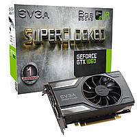 Видеокарта EVGA GeForce GTX 1060 SC GAMING 6gb