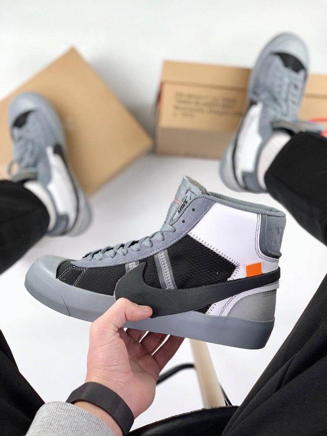 Мужские кроссовки Nike Blazer фото