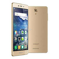 Смартфон Coolpad E502 (Mega Y83) Gold Android 6.0 Marshmallow 2500 мАч