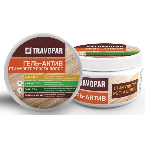 Travopar (Травопар) - активатор роста волос
