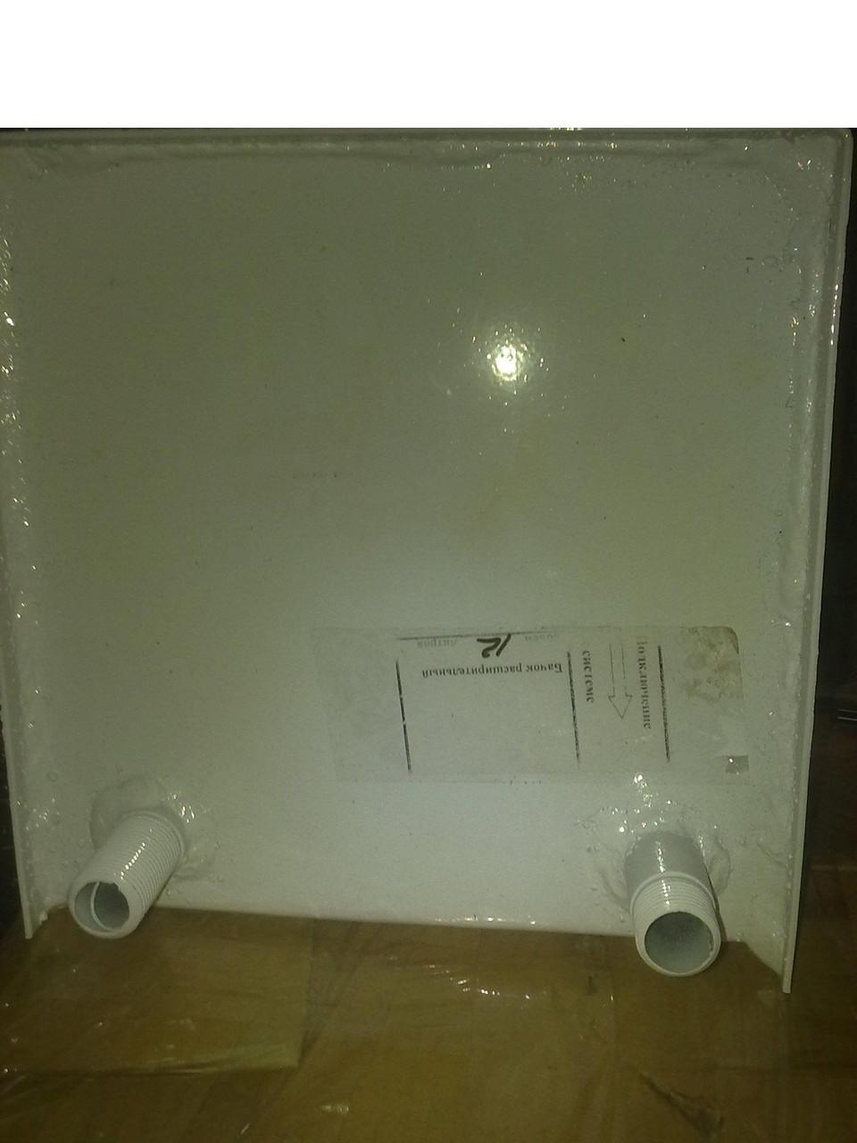 Бак расширительный открытого типа без крышки 12 литров
