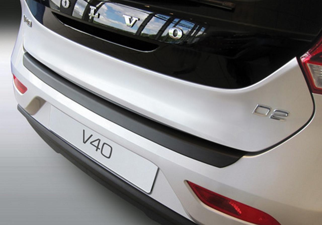 rbp740 Volvo V40 2012-2016 rear bumper protector