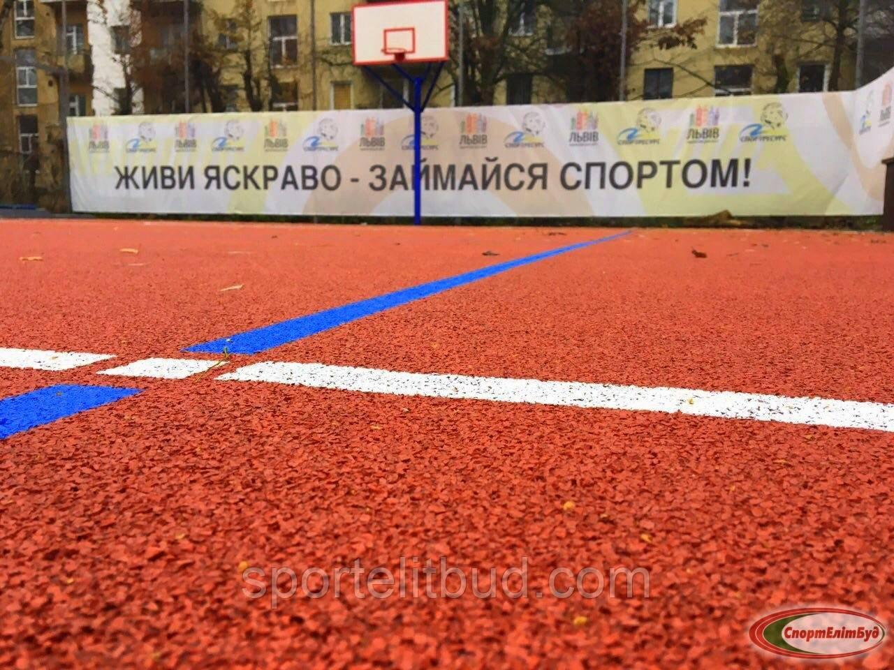 Спортивне покриття для майданчиків Conipur 2S