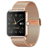 Умные часы Smart Watch UWatch Z60 Gold