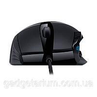 Игровая Мышь Logitech G402 Hyperion Fury Black 8 кнопок, 4000 Dpi, фото 5