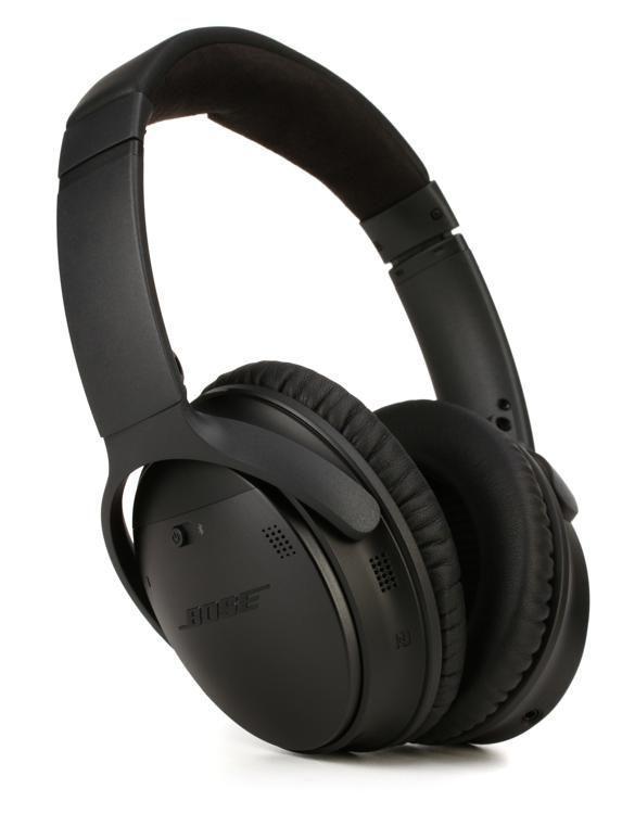 Bluetooth наушники Bose QuietComfort 35 II Black