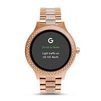Умные часы Smart Watch Fossil Gen 3 Q Venture Rose Gold-Tone Stainless Steel, фото 4