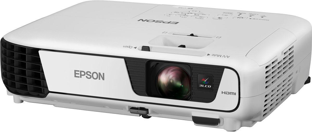 Проектор Epson EB-X41 3600 люмен