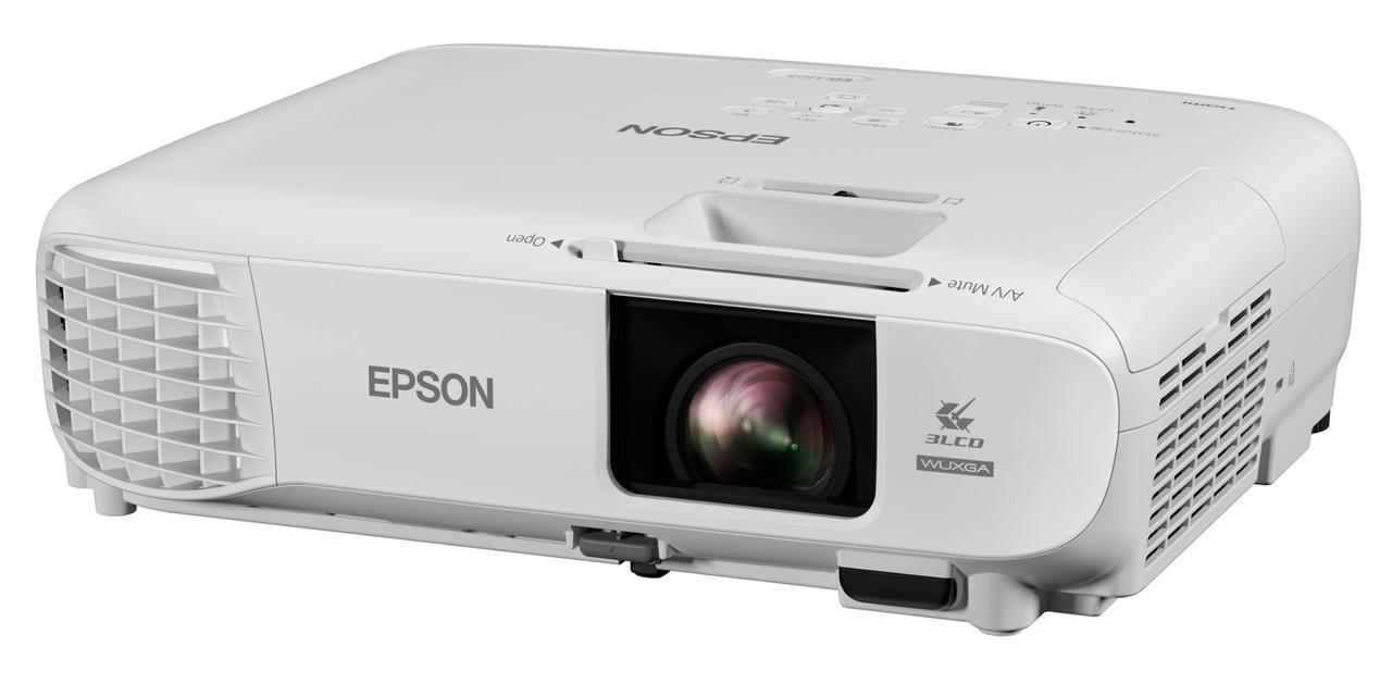 Проектор EPSON EB-U05 3LCD WUXGA (V11H841040) 3400 люмен