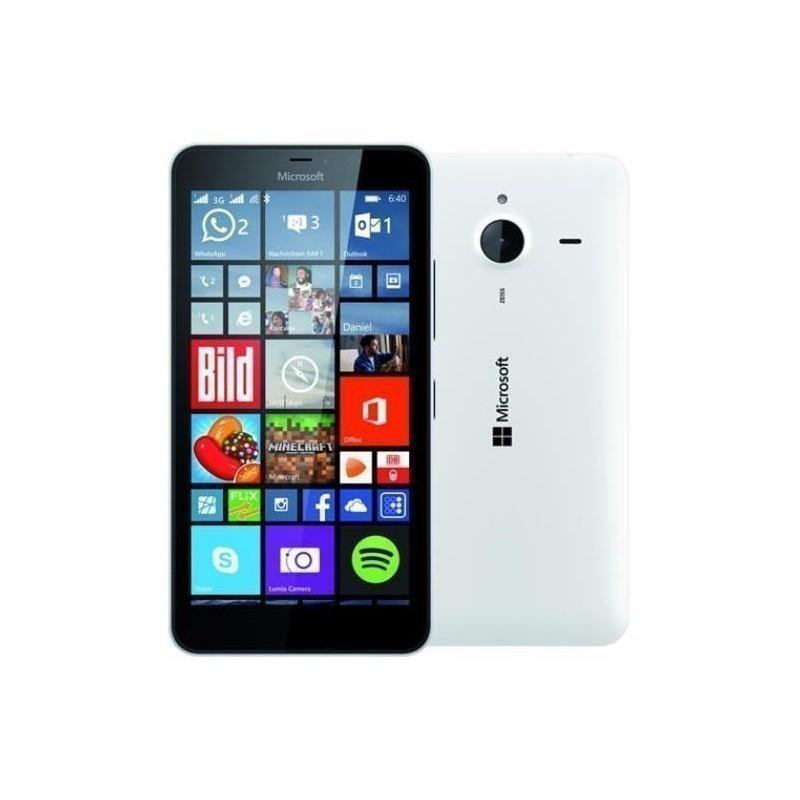 Смартфон Microsoft Lumia 640 XL 1/8gb White Qualcomm Snapdragon 400 3000 мАч + Подарки
