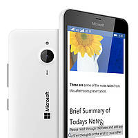 Смартфон Microsoft Lumia 640 XL 1/8gb White Qualcomm Snapdragon 400 3000 мАч + Подарки, фото 2