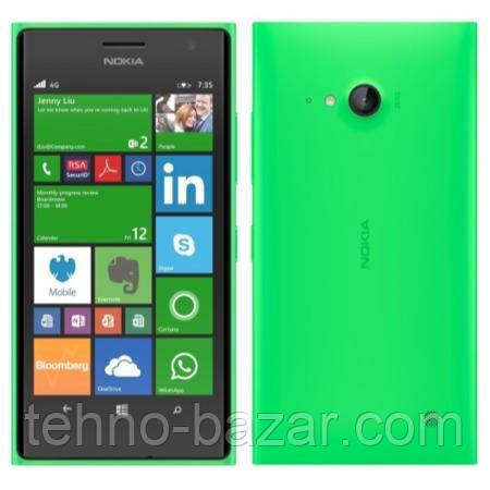 Смартфон Microsoft Lumia 735 Green 1/8gb 2220 мАч + Подарки
