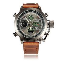 Ударопрочные кварцевые армейские часы AMST Оригинал, фото 4