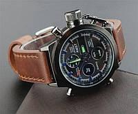 Ударопрочные кварцевые армейские часы AMST Оригинал, фото 6