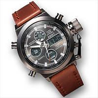 Ударопрочные кварцевые армейские часы AMST Оригинал, фото 7