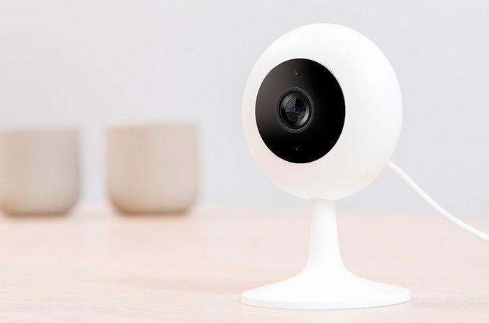 Камера видеонаблюдения Xiaomi CHUANGMI 720P Smart IP Camera