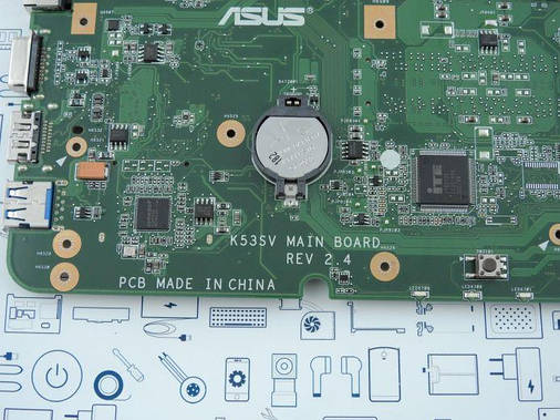 New. Материнская плата Asus K53SV DIS 90R-N3GMB1100Y, фото 2