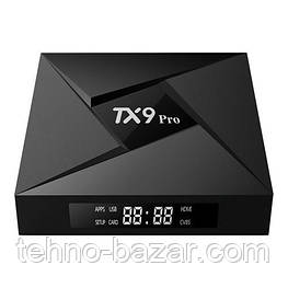ТВ приставка TV Box Tanix TX9 Pro 3/32gb Amlogic S912