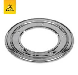 Притискний фланець з нержавіючої сталі 1,5 мм для рулонної гідроізоляції  арт.393