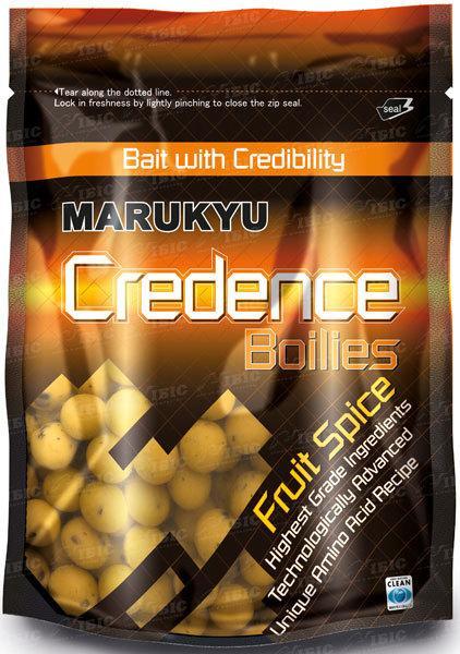 Бойлы Marukyu Credence Fruit Spice Boilies 300g 14mm