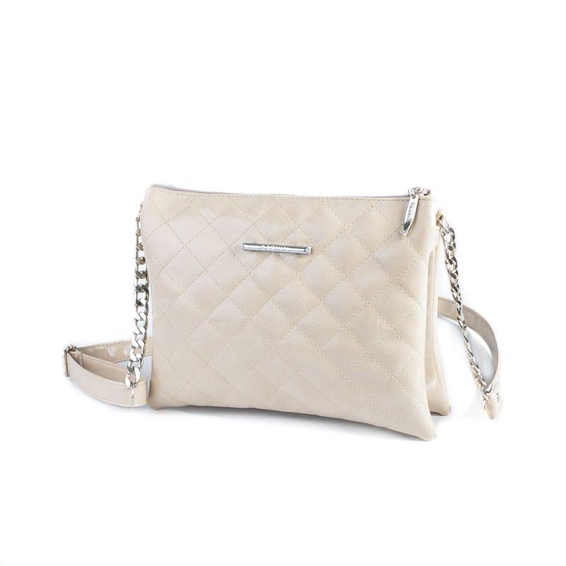 1b6523cfb82b Молочная сумка-клатч М202-26 на молнии через плечо: продажа, цена в ...