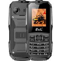 Защищенный телефон EL K6900 Black (E&L K6900)