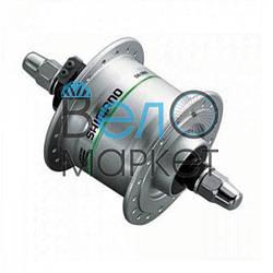 Динамо втулка Shimano DH-2N35 / Мощность 6В-2.4Вт /  36 отв. /Под ободной тормоз