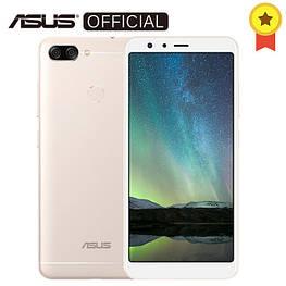 Смартфон Asus ZenFone Max Plus (M1) 3/32gb Dual SIM Gold ZB570TL MediaTek MT6750T 4130 мАч