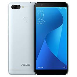 Смартфон Asus ZenFone Max Plus (M1) 3/32gb Dual SIM Silver ZB570TL MediaTek MT6750T 4130 мАч