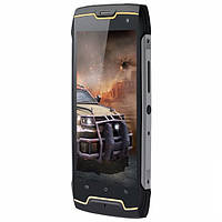 Захищений смартфон Cubot King Kong Black 2/16gb ip68 MediaTek MT6580 4400 мАч, фото 2