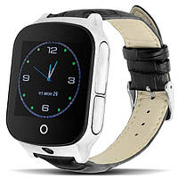 Умные часы Smart Watch Wonlex A19 (T100,GW1000s) Silver/Black MediaTek MTK6572AW 600 мАч