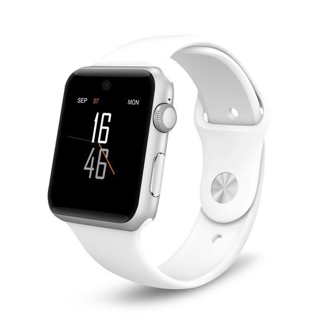Розумні годинник Smart Watch Lemfo LF07 (DM09) White 350 маг MTK2502