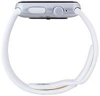 Умные часы Smart Watch Lemfo LF07 (DM09) White 350 мАч MTK2502, фото 4