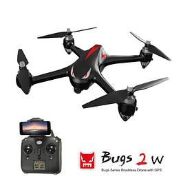 Квадрокоптер MJX Bugs 2 B2W Black, GPS, FPV, FullHD камера, WiFi